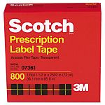 "Acetate Film Tape 1-12"" x 2592"" (MMM800112BOXED)"