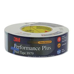 "Performance Plus Duct Tape 8979 2"" x 60 yards Slate Blue (MMM8979SB60)"