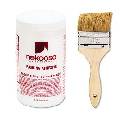 Coated Products Fan-out Padding Adhesive 32 oz Liquid (NEK42284)