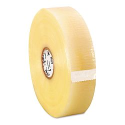 "Clear Packaging Tape 3"" x 1500 yards Clear Carton of 4 (UFS913013)"
