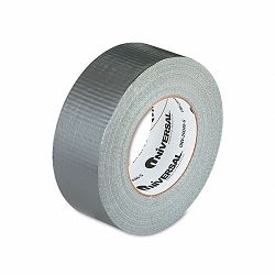 "General Purpose Duct Tape 2"" x 60 yards Gray (UNV20048G)"