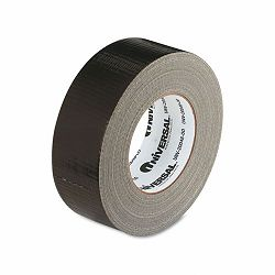 "General Purpose Duct Tape 2"" x 60 yards Olive (UNV20048OD)"
