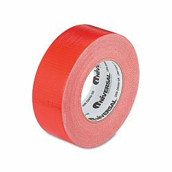 "General Purpose Duct Tape 2"" x 60 yards Orange (UNV20048OR)"