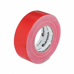 "General Purpose Duct Tape 2"" x 60 yards Red (UNV20048R)"