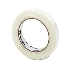 "General Purpose Filament Tape 34"" x 60 yards 3"" Core (UNV30018)"