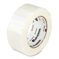 "General Purpose Filament Tape 2"" x 60 yards 3"" Core (UNV30048)"