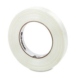 "Premium-Grade Filament Tape with Hot-Melt Adhesive 34"" x 60 yards (UNV31618)"
