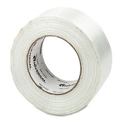 "Premium-Grade Filament Tape with Hot-Melt Adhesive 2"" x 60 yards (UNV31648)"