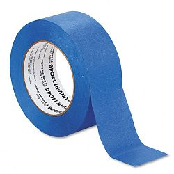 "Premium Blue Masking Tape 2"" x 60 yard Roll Blue (UNVPT14048)"