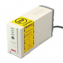 Back-UPS CS Battery Backup System Six-Outlet 350 Volt-Amps (APWBK350)