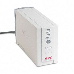 Back-UPS CS Battery Backup System Six-Outlet 500 Volt-Amps (APWBK500)