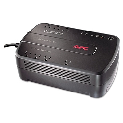 Back-UPS ES 450 Battery Backup System 450VA 8 Outlets 365 Joules (APWBE450G)