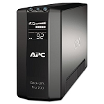 Back-UPS Pro 700 Battery Backup System 700 VA 6 Outlets 355 Joules (APWBR700G)