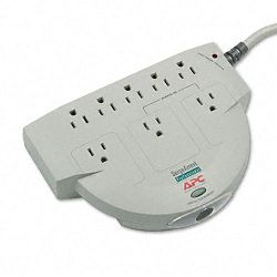 Professional SurgeArrest Surge Protector 8 Outlets 6 ft Cord (APWPRO8)