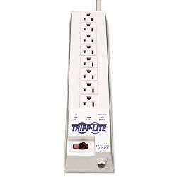 SK6-6 Protect It! Surge Suppressor 8 Outlet 8ft Cord 1260 Joules (TRPSK66)