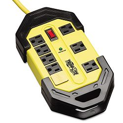 TLM812SA Safety Surge Suppressor 8 Outlet OSHA 12ft Cord 1500 Joules (TRPTLM812SA)