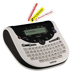 "PT-1290 Simply Stylish Home & Office Labeler 2 Lines 6-310""w x 6-15""d x 2-25""h (BRTPT1290)"