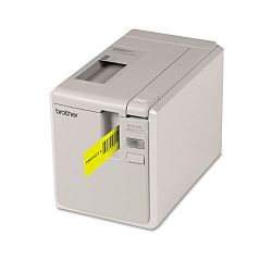"P-Touch PT-9700PC Desktop Bar Code Printer 1 Line 4 35""w x 7 35""d x 5 12""h (BRTPT9700PC)"