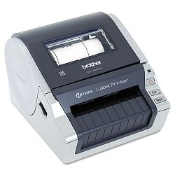 "QL-1060N Wide Label Printer 69 LabelsMin 6-710""w x 8-710""d x 5-45""h (BRTQL1060N)"