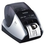 "QL-570 Professional PC Label Printer 68 LabelsMin 5-310""w x 5-35""d x 8-15""h (BRTQL570)"