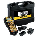 "Rhino 5200 Industrial Label Maker Kit 5 Lines 6-110""w x 11-29""d x 3-12""h (DYM1756589)"