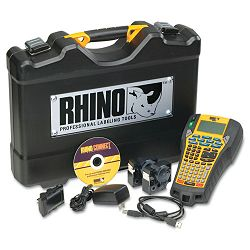 "Rhino 6000 Industrial Label Maker Kit 1 line 14""w x 18""d x 4""h (DYM1734520)"