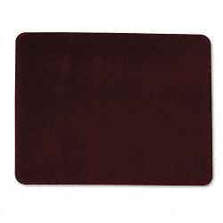 "Pin-Pal Message Board Fabric Surface 24"" x 18"" Burgundy (AOP187S)"