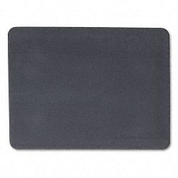 "Pin-Pal Message Board Fabric Surface 24"" x 18"" Gray (AOP188S)"