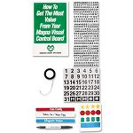 Accessory Kit for Magnetic Boards Assorted (MAVCOSPR)