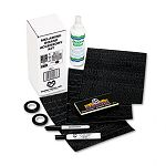 Melamine Board Accessory Kit Self Adhesive Black (MAVMBAK1)