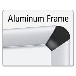 "Collaboration Board 78"" x 38"" Aluminum Frame (MMMCB7838FA)"