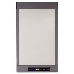 "InView Custom Whiteboard 20"" x 12"" Graphite Frame (QRT72984)"