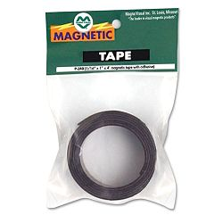 "MagneticAdhesive Tape 1"" x 4 ft Roll (MAVP2404)"