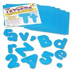 "Ready Letters Casual Combo Set Blue 4""h Set of 182 (TEPT79903)"