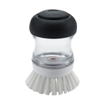 Soap Squirting Palm Brush BlackClear Handle (OXO36481)
