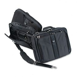 "Contour Pro 17"" Laptop Carrying Case Nylon 17-12"" x 8-12"" x 13"" Black (KMW62340)"
