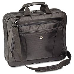 "CityLite Laptop Case Nylon 15-34"" x 4 ""x 13-34"" BlackGray (TRGCVR400)"