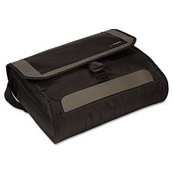CityGear Miami Messenger Laptop Case Nylon 19 x 5 x 14 BlackGrayYellow (TRGTCG200)