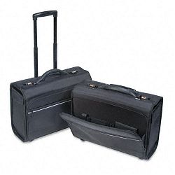 "ComputerCatalog Case Nylon 19-34"" x 9"" x 14-12"" Black (BND466113BLK)"