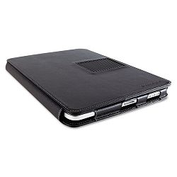 Folio Protective Case and Stand For iPadiPad2 Black (KMW39337)