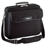 "Notepac Laptop Case Ballistic Nylon 15-34"" x 5"" x 14-12"" Black (TRGOCN1)"