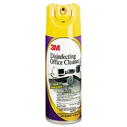 Disinfecting Office Cleaner 12.35 oz. Aerosol (MMMCL574)