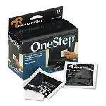 "OneStep Screen Cleaner 5"" x 5"" Box of 24 (REARR1209)"