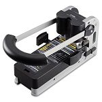 300-Sheet Extra Heavy-Duty XHC-2300 Two-Hole Punch Strong Handle Grip (CUI62300)