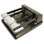 Heavy Duty Two- or Three-Hole Punch Antimicrobial 160-Sheet Capacity (BOS03200)