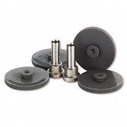 "Replacement Punch Head Kit for XHC-2100 Two 932"" Diameter Heads and Four Disks (CUI60005)"