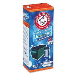 Trash Can & Dumpster Deodorizer Unscented Powder 42.6 oz (CHU84116)