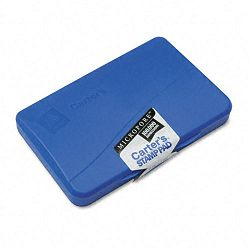 "Micropore Stamp Pad 4 14"" x 2 34"" Blue (AVE21261)"