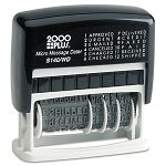 2000 PLUS Micro Message Dater Self-Inking (COS011090)