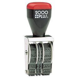 2000 PLUS Four-Band Date Stamp Conventional (COS012730)